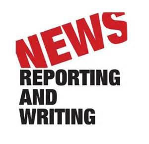 News Reporting and Writing Image
