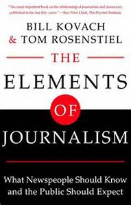 Elements of Journalism Image
