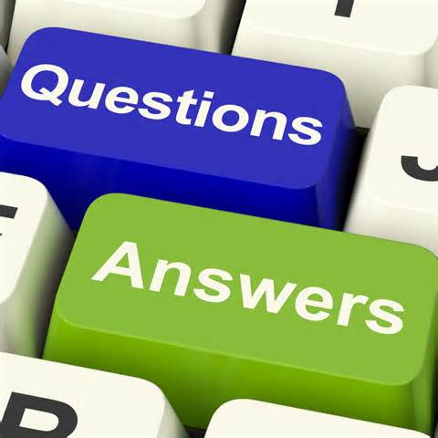 Q and A image